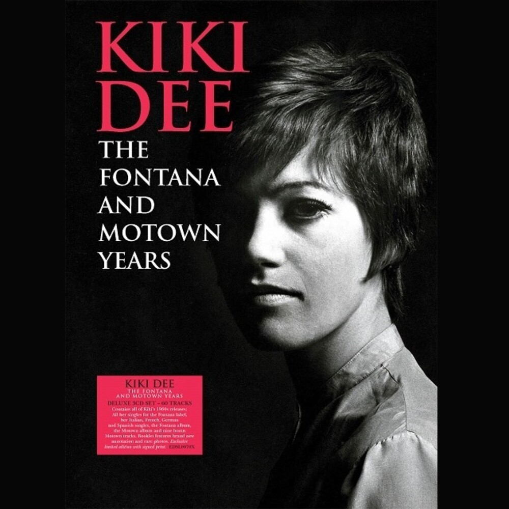 Kiki Dee - Fontana & Motown Box Set (Box) (Uk)