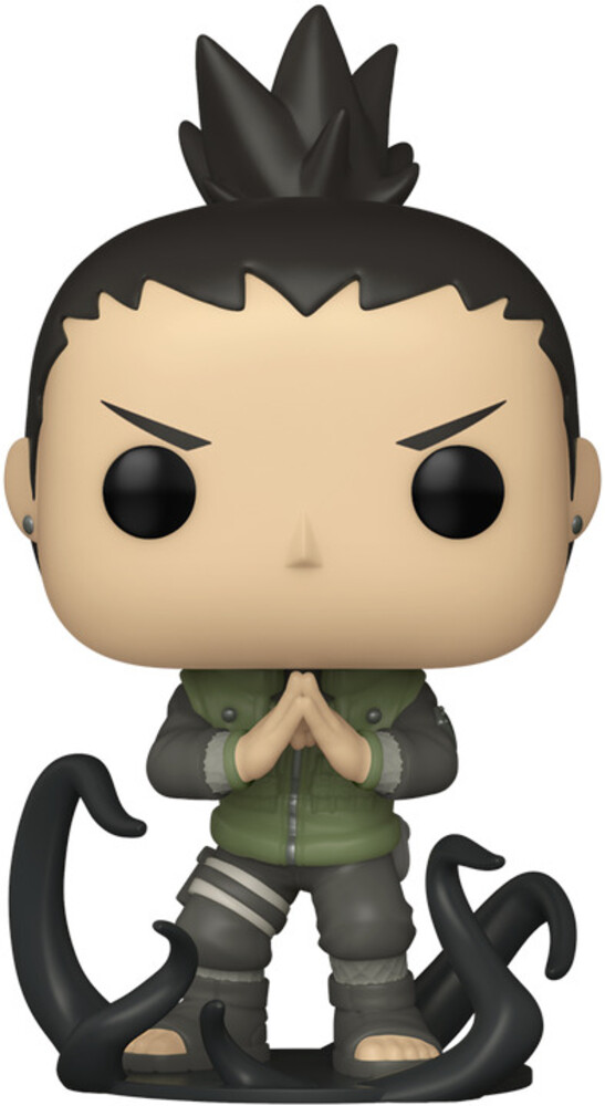 - FUNKO POP! ANIMATION: Naruto- Shikamaru Nara