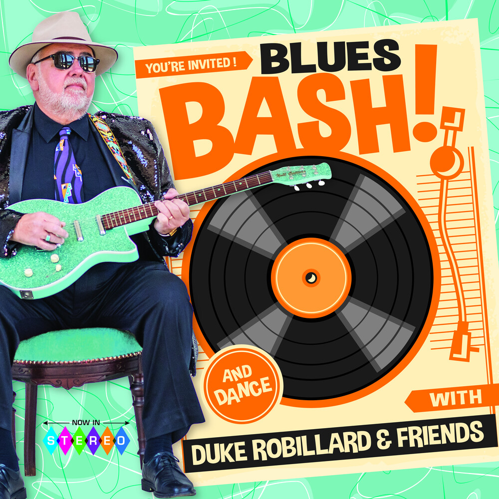 Duke Robillard - Blues Bash