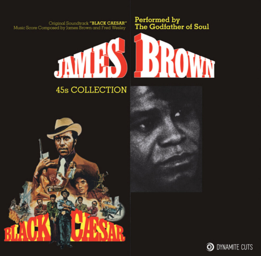 James Brown - 45s Collection [Limited Edition]