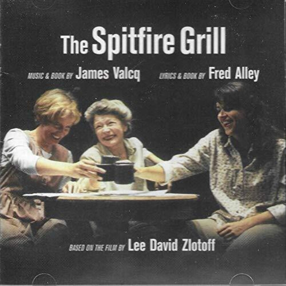 Spitfire Grill / OCR - The Spitfire Grill