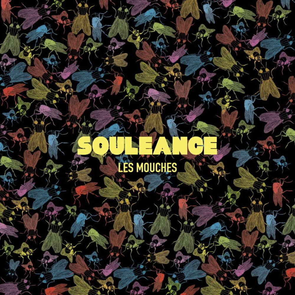 Souleance - Les Mouches (Ep)