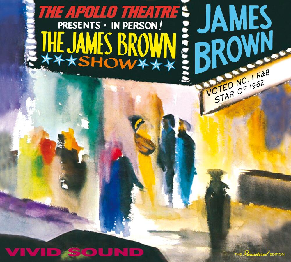 James Brown - Live At The Apollo 1962 [Limited Digipak With Bonus Tracks]