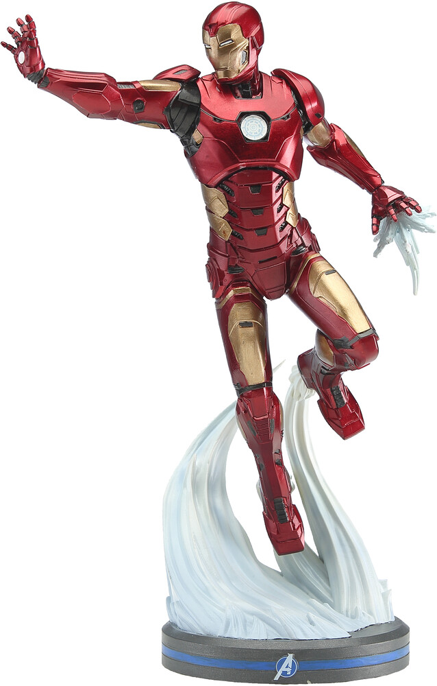 Pcs Collectibles - PCS Collectibles - Marvel Gamerverse Avengers Iron Man 1/10 PVC Statue