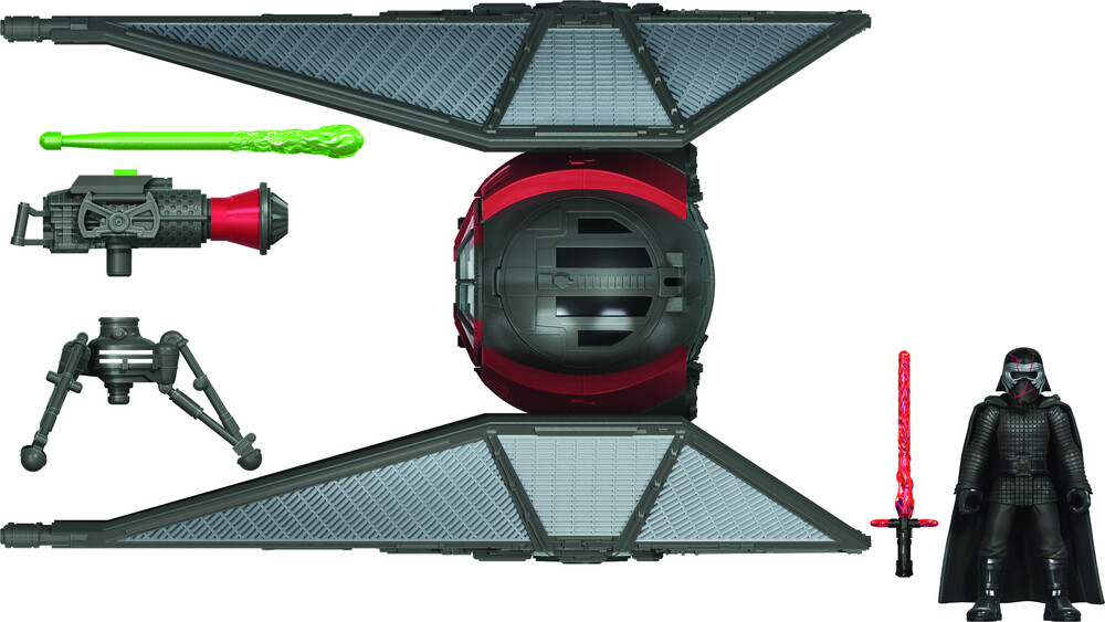 - Sw Mission Fleet Kylo Tie Whisper (Afig) (Clcb)