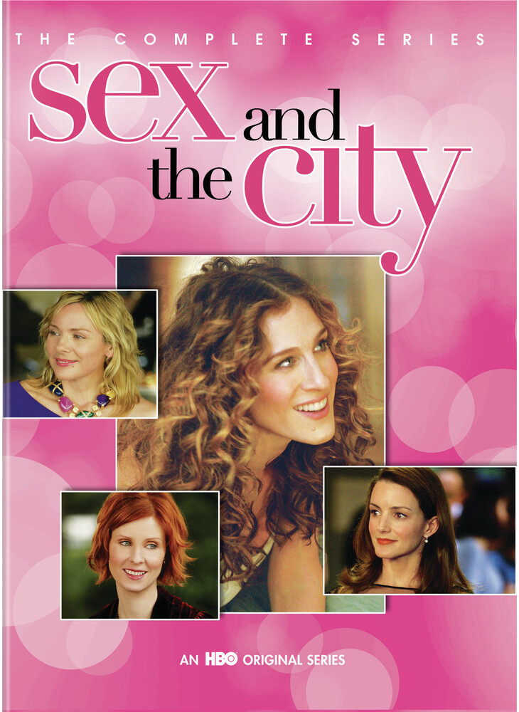 John Corbett - Sex & The City: Complete Series (17pc) / (Box)