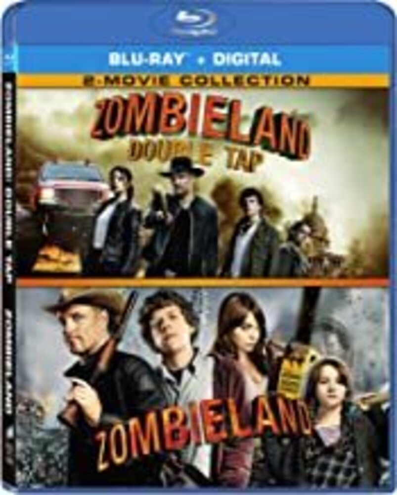 Zombieland / Zombieland 2: Double Tap - Zombieland / Zombieland 2: Double Tap (2pc) / (Ws)