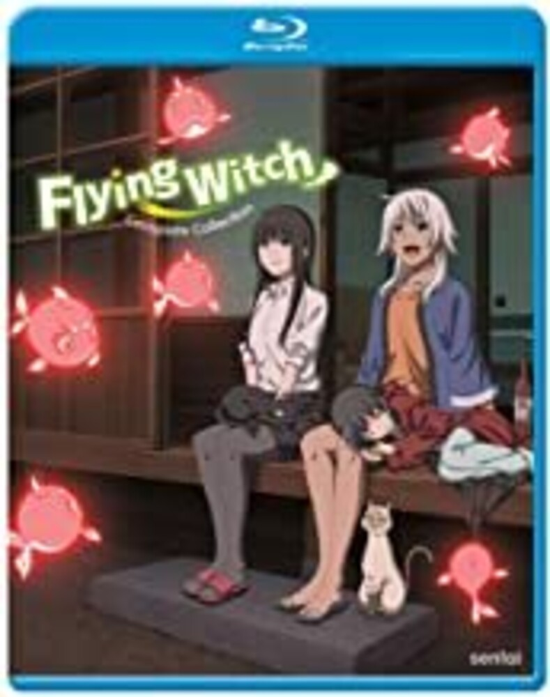 Flying Witch - Flying Witch (2pc) / (Anam Sub)
