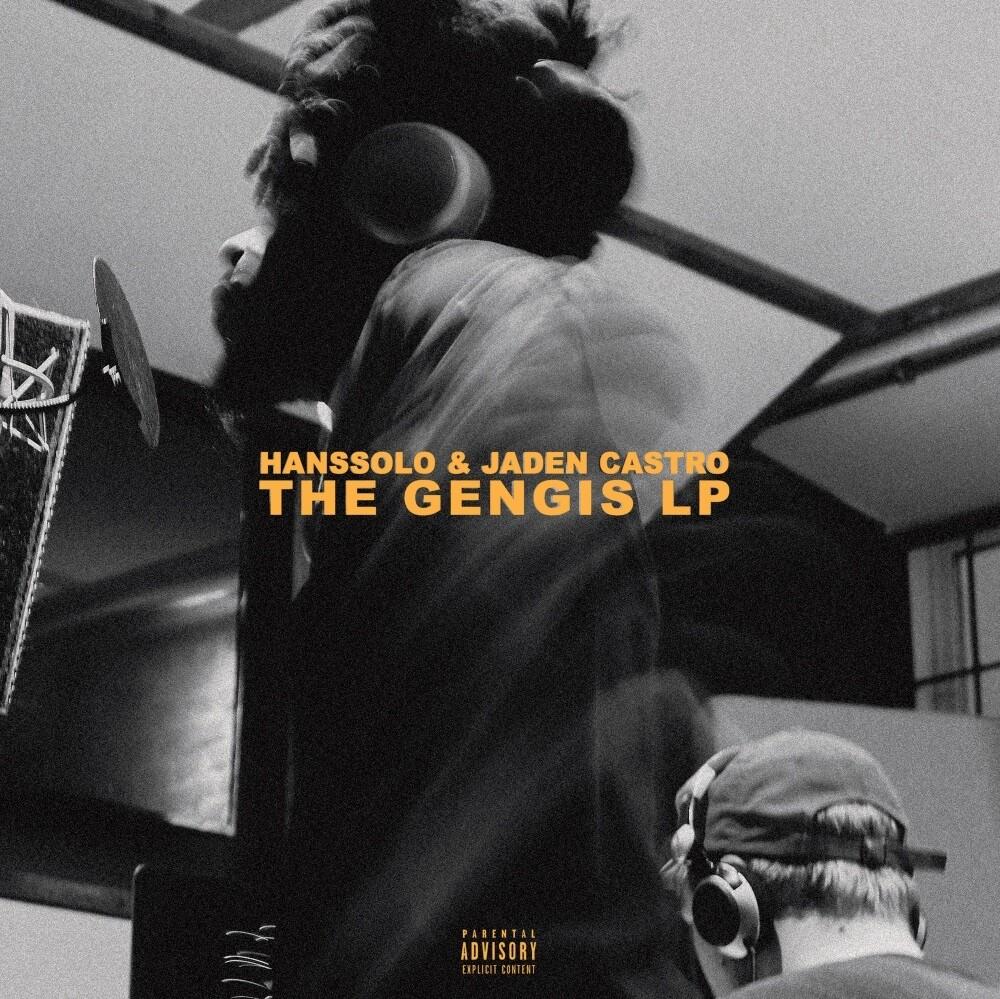 Hanssolo / Jaden Castro - The Gengis LP