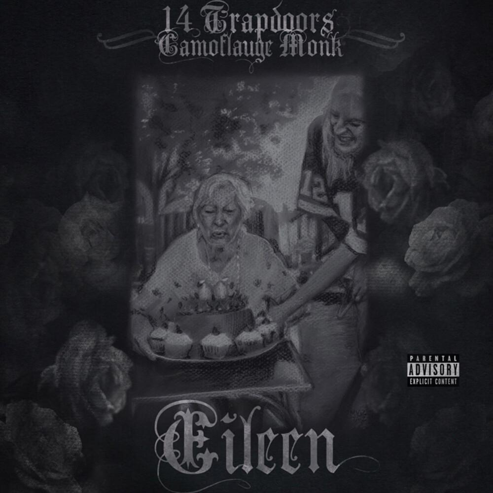 14 Trapdoors X Camoflauge Monk - Eileen