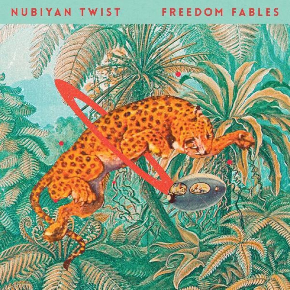 Nubiyan Twist - Freedom Fables [Colored Vinyl] (Grn)