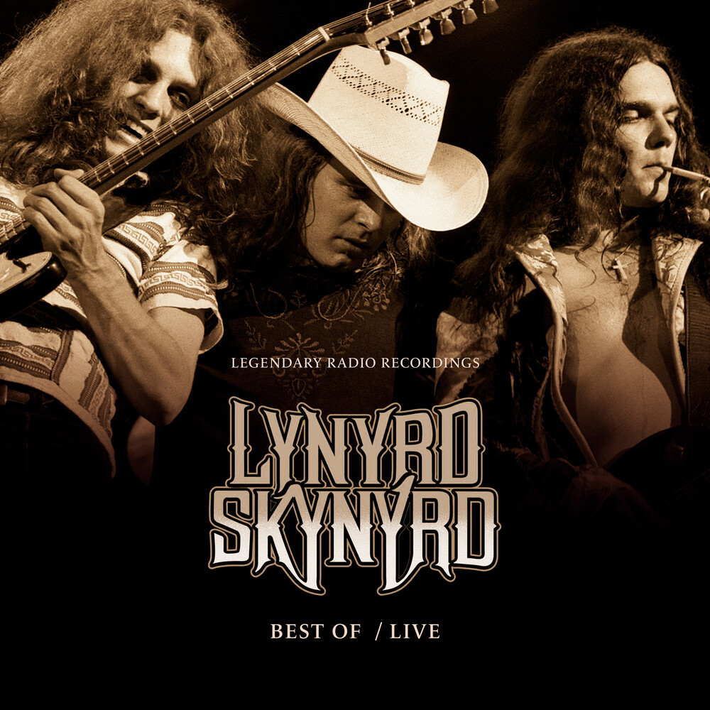 Lynyrd Skynyrd - Best Of/Live [Limited Edition LP]