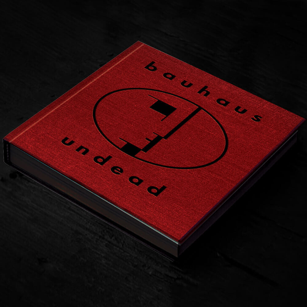 Kevin Haskins - Bauhaus Undead - The Visual History And Legacy Of