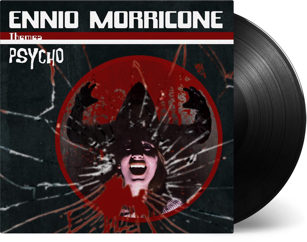 Ennio Morricone Blk Gate Ogv - Themes: Psycho (Blk) (Gate) [180 Gram]