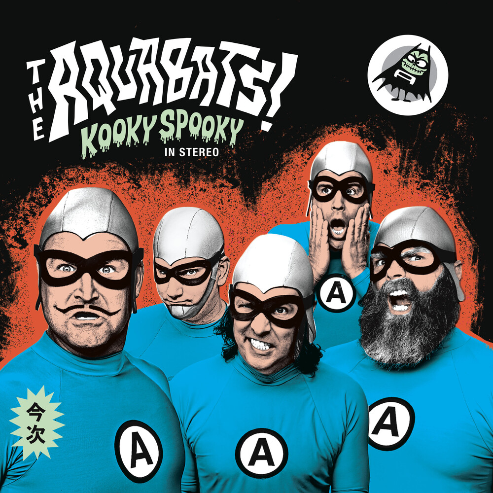 Aquabats - Kooky Spooky In Stereo (Blue) [Colored Vinyl]