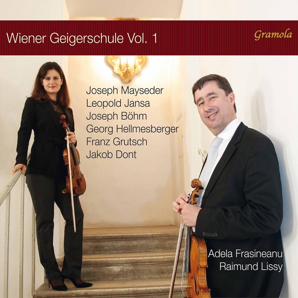Wiener Geigerschule 1 / Various - Wiener Geigerschule 1