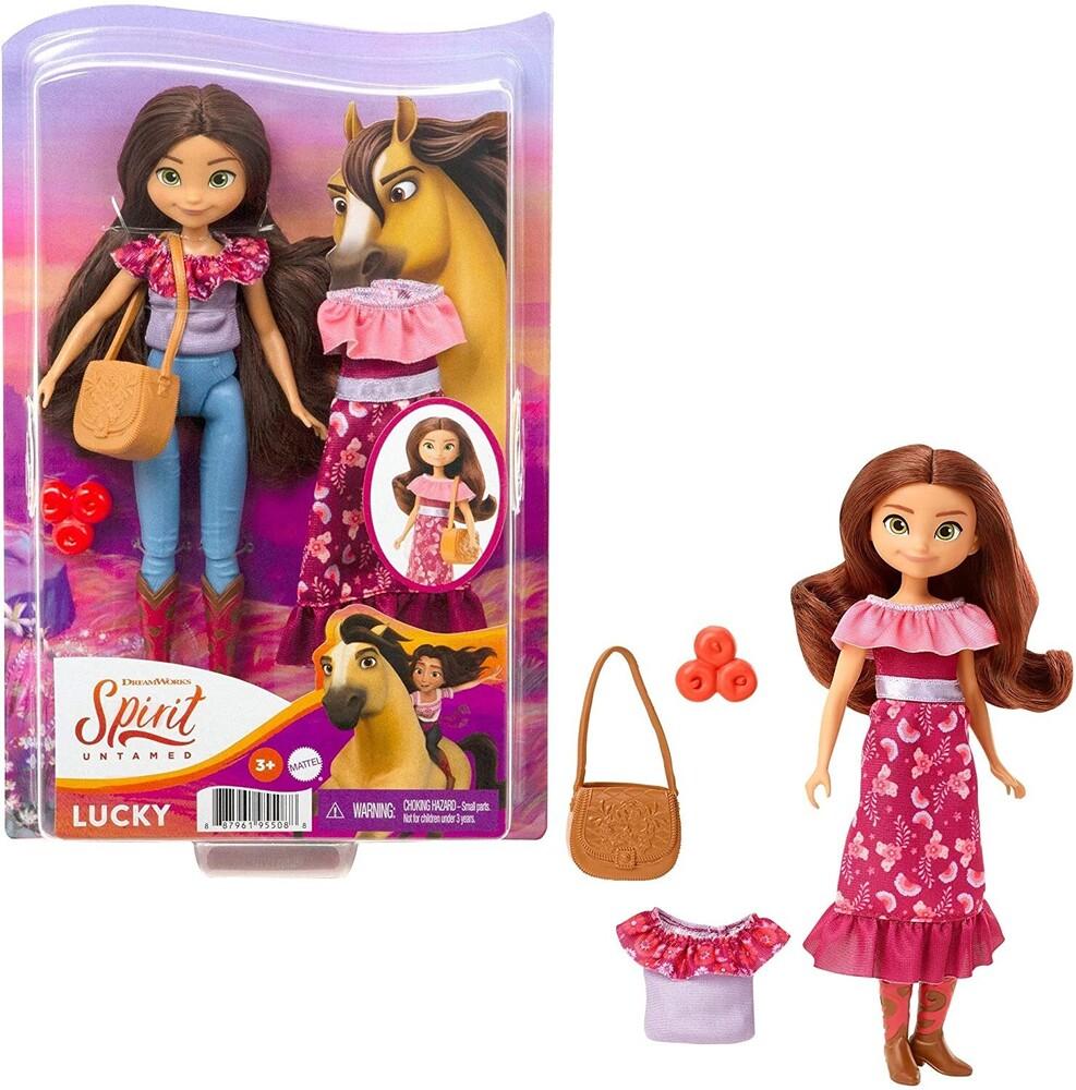 Spirit - Mattel - Spirit Happy Trails Lucky