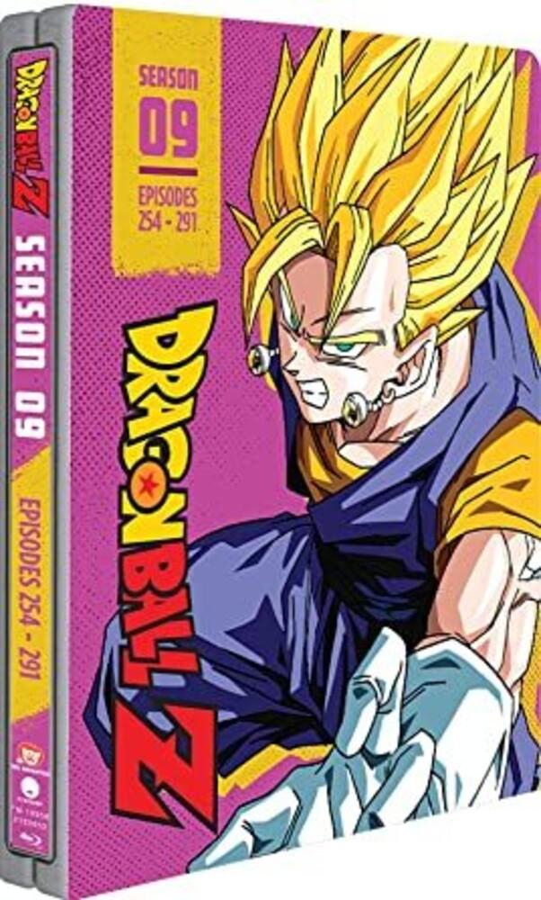 - Dragon Ball Z - 4:3 - Season 9