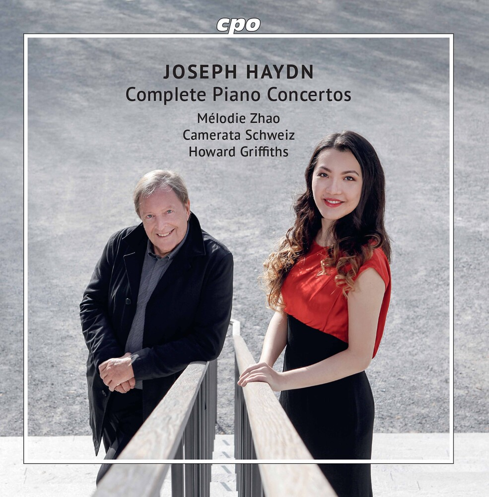 Haydn / Zhao / Griffiths - Complete Piano Concertos (2pk)
