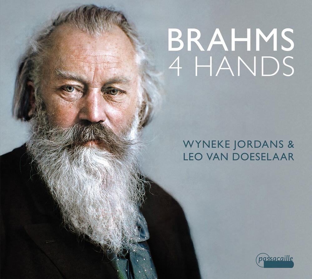 Wyneke Jordans - Brahms 4 Hands