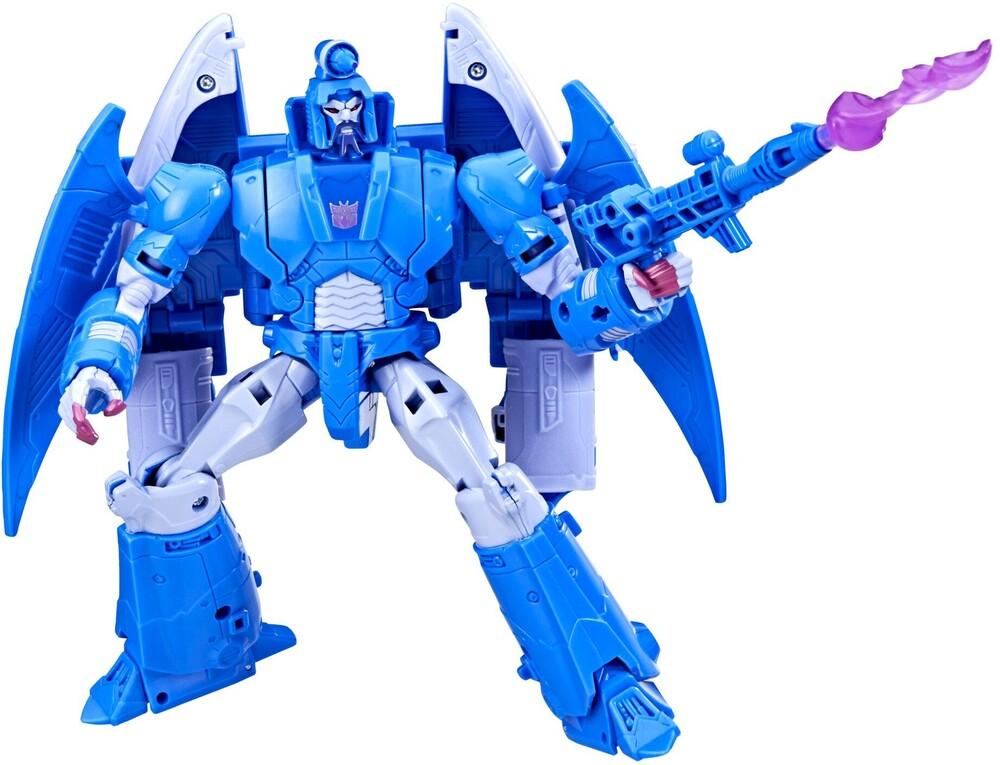 Tra Gen Studio Series Voy 86 Sweep - Hasbro Collectibles - Transformers Generations Studio Series Voyager86 Sweep