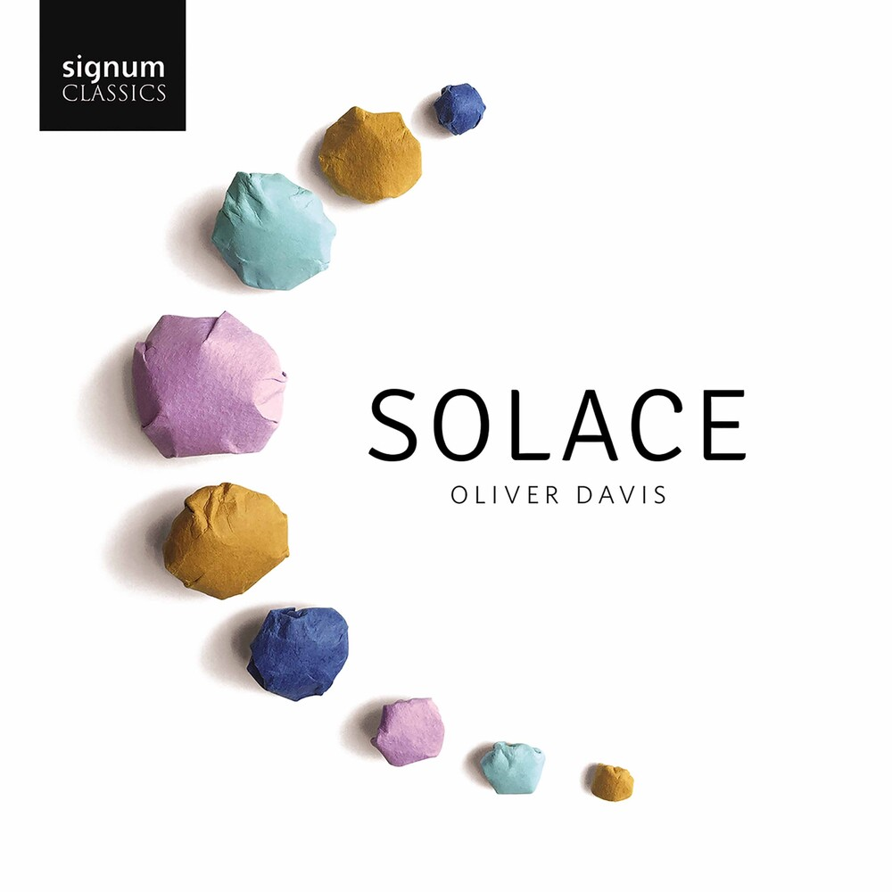 Davis - Solace (Hybr)
