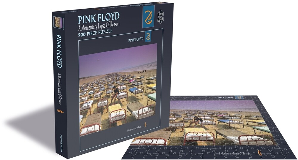 Pink Floyd Momentary Lapse of (500 PC Puzzle) - Pink Floyd A Momentary Lapse Of Reason (500 Piece Jigsaw Puzzle)