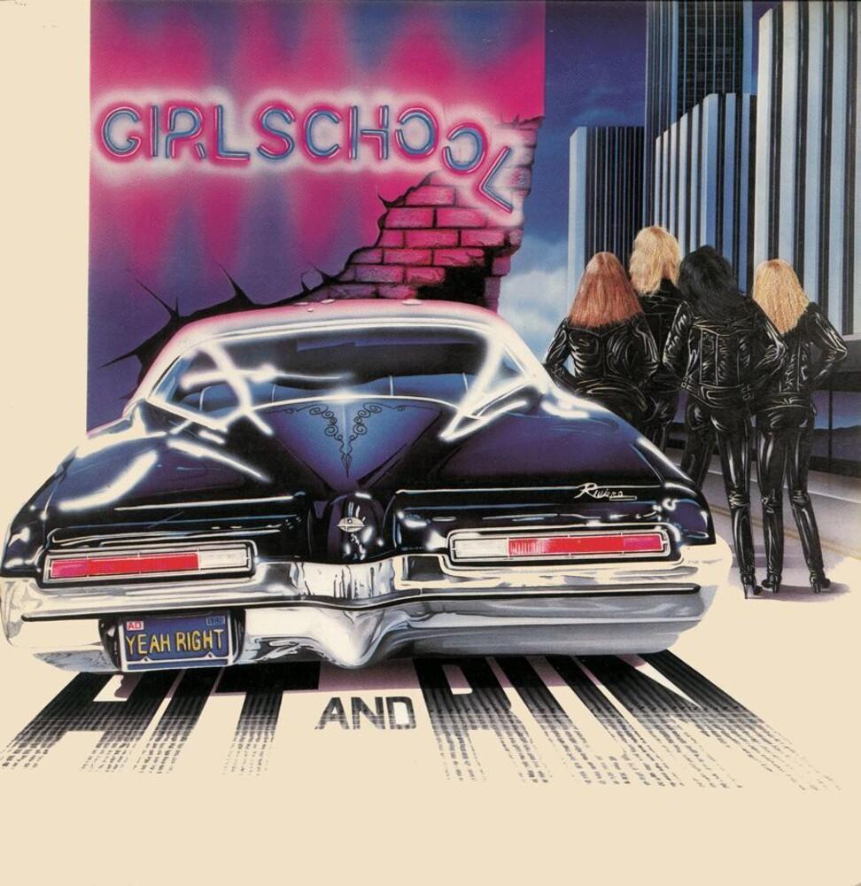Girlschool - Hit And Run (Gate) [180 Gram]