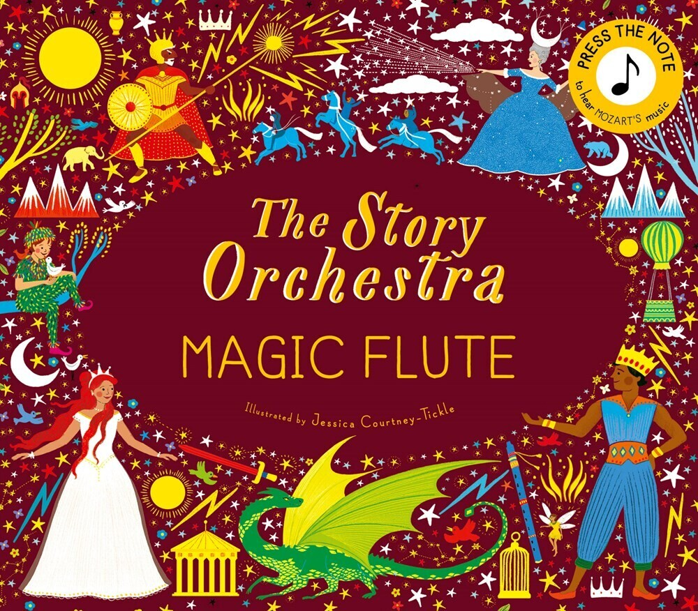Flint, Katy - Story Orchestra: The Magic Flute