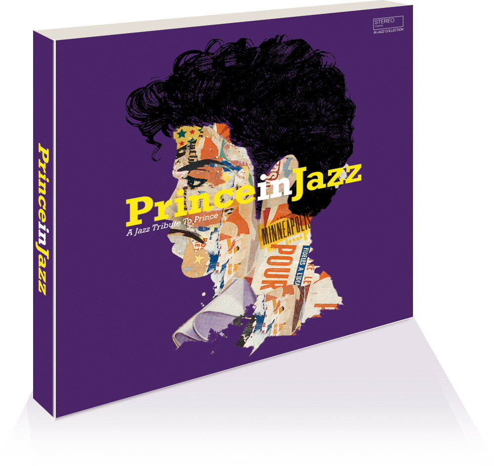 Prince In Jazz / Various - Prince In Jazz / Various [Digipak] (Fra)