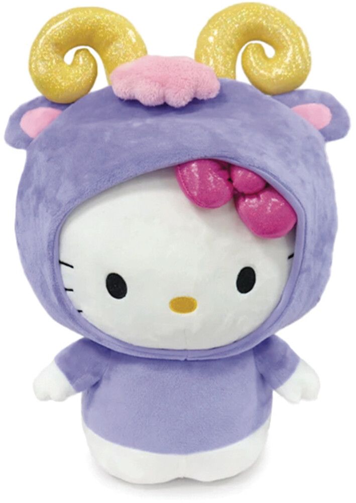 - NECA - Hello Kitty Star Sign Taurus Medium Plush