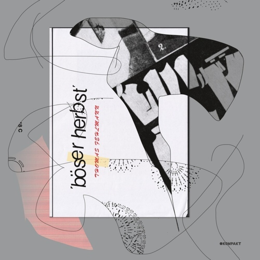 Thomas Fehlmann - Boser Herbst