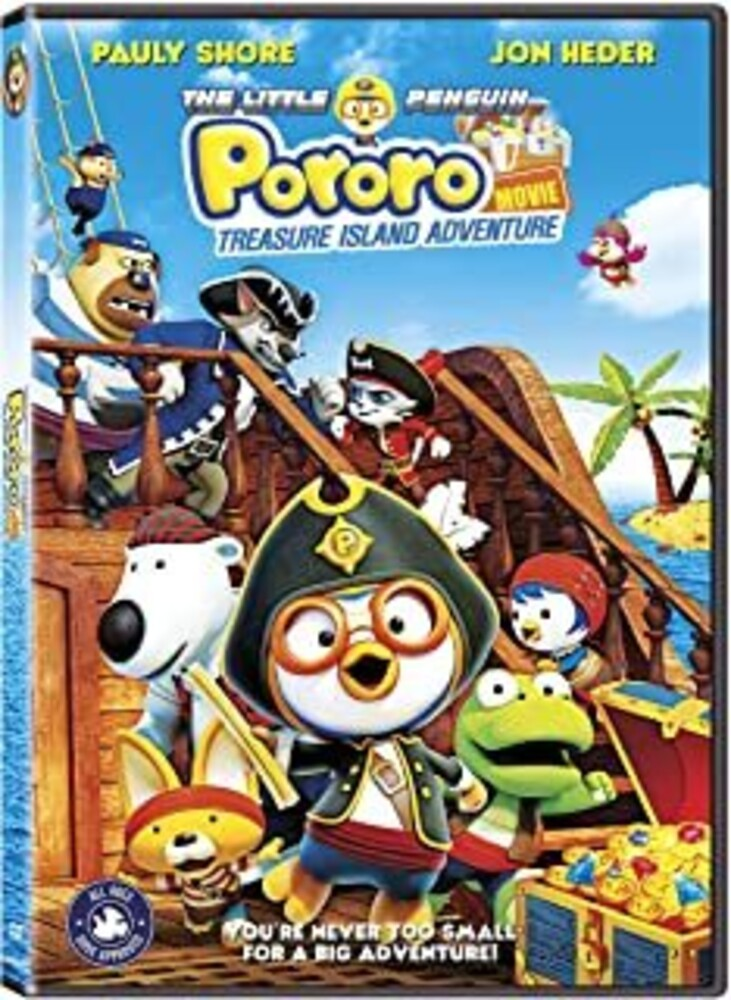 - Pororo: Treasure Island Adventure