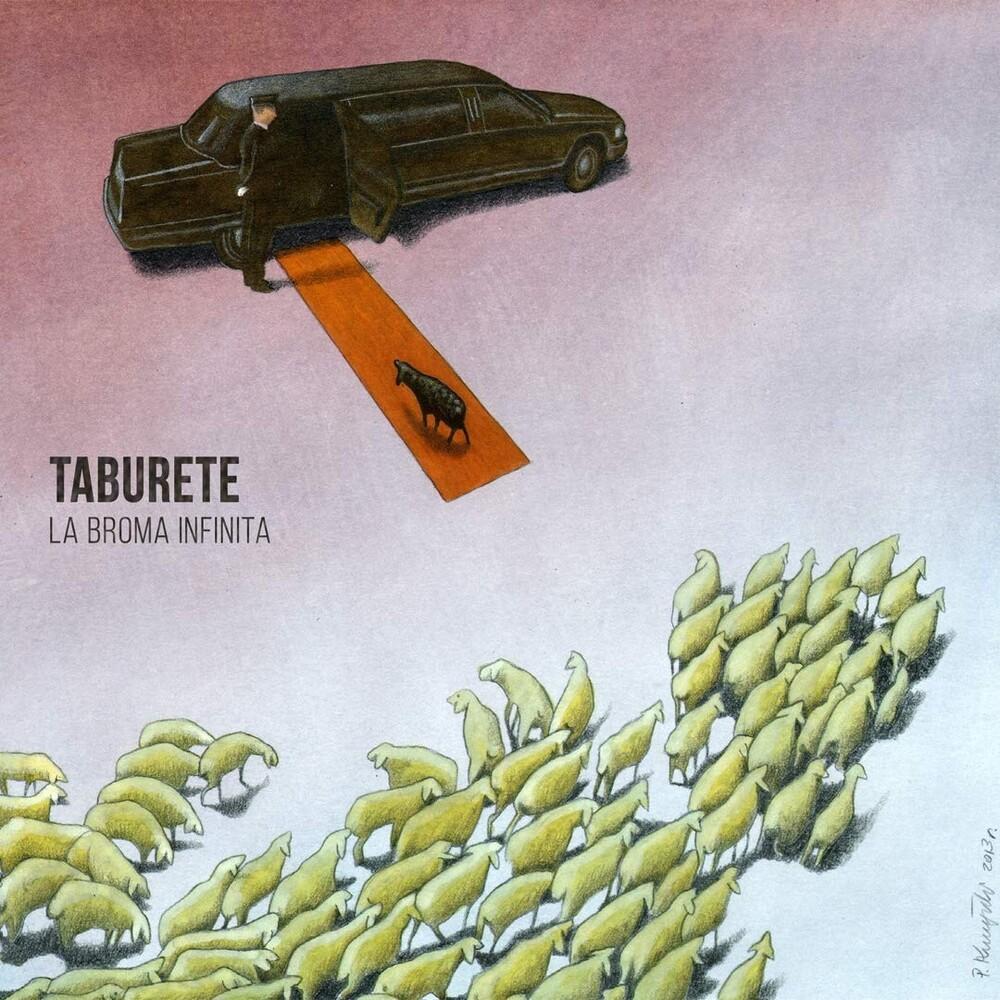 Taburete - La Broma Infinita