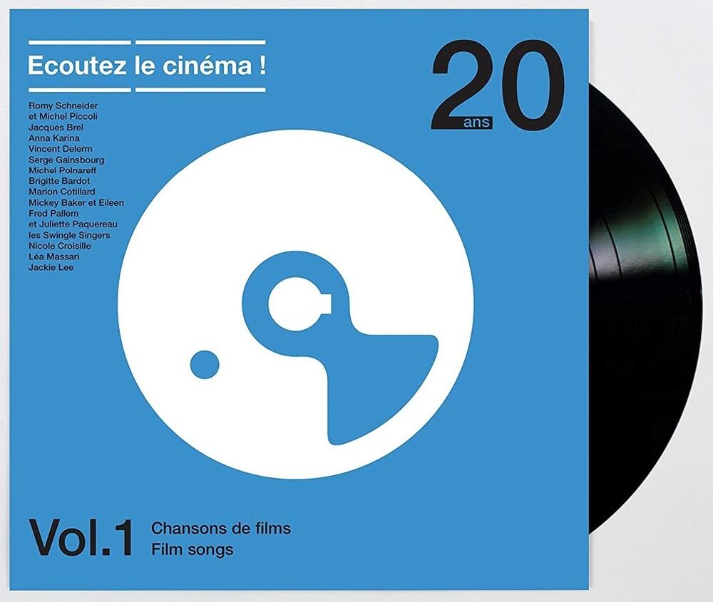 Ecoutez Le Cinema: Chansons De Films / Various - Ecoutez Le Cinema: Chansons De Films / Various