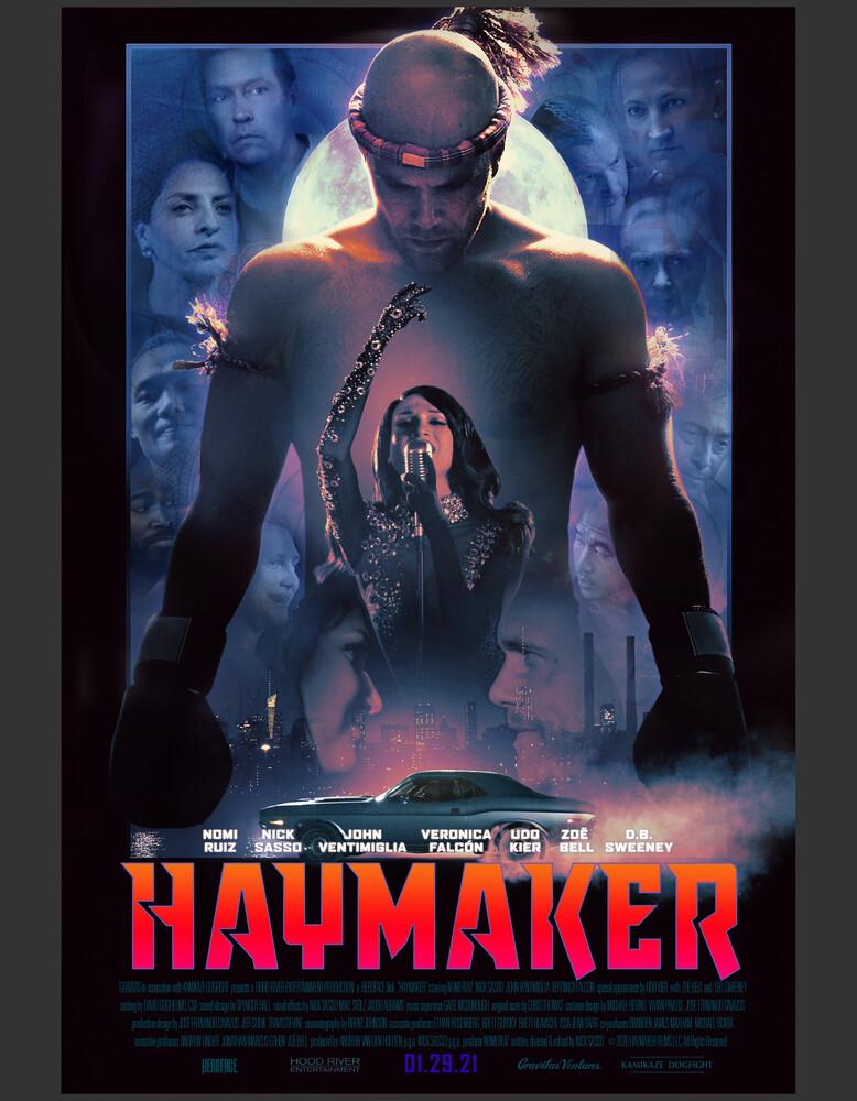 - Haymaker