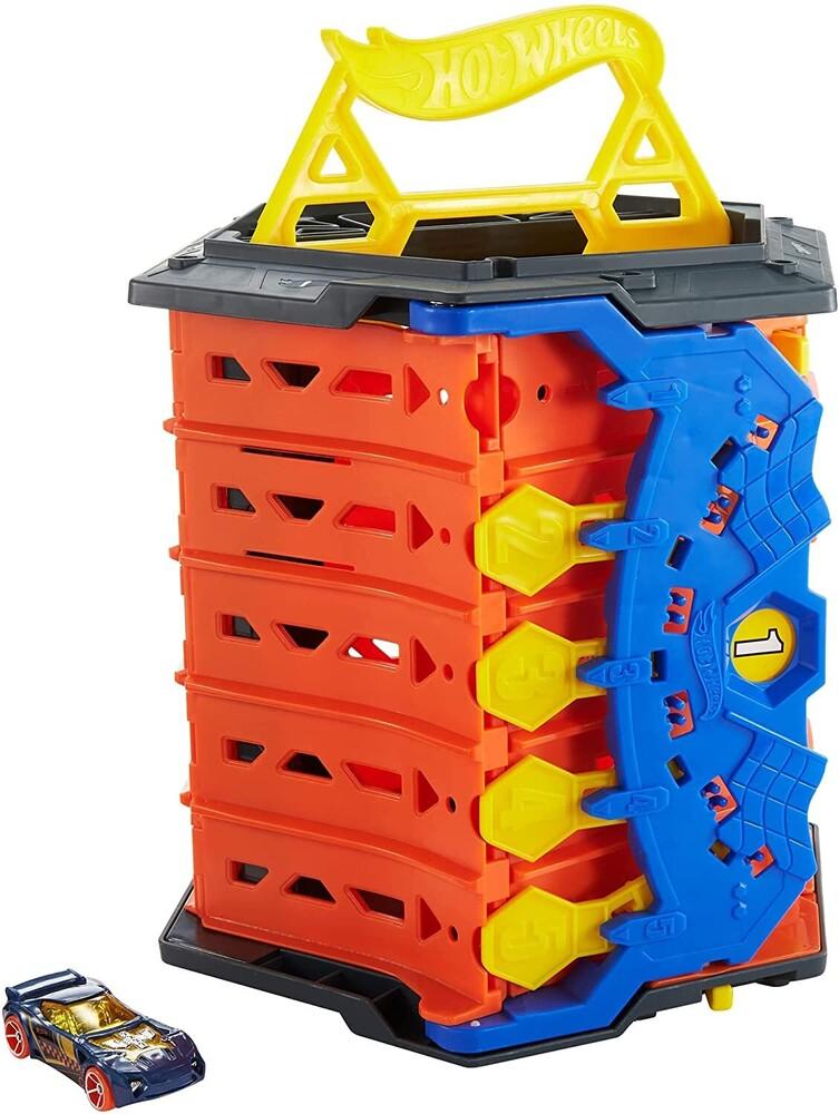 Hot Wheels - Mattel - Hot Wheels Roll Out Race Way