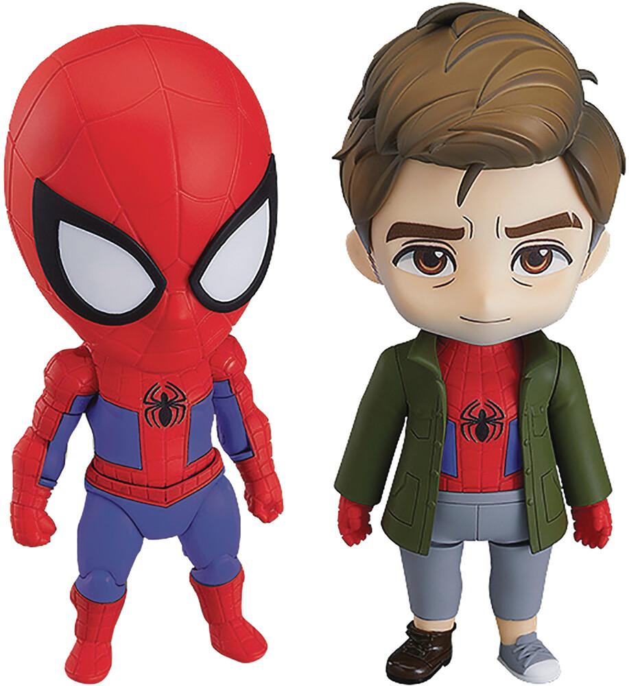 - Spider-Man Into Spider-Verse Peter Parker Nendoroi