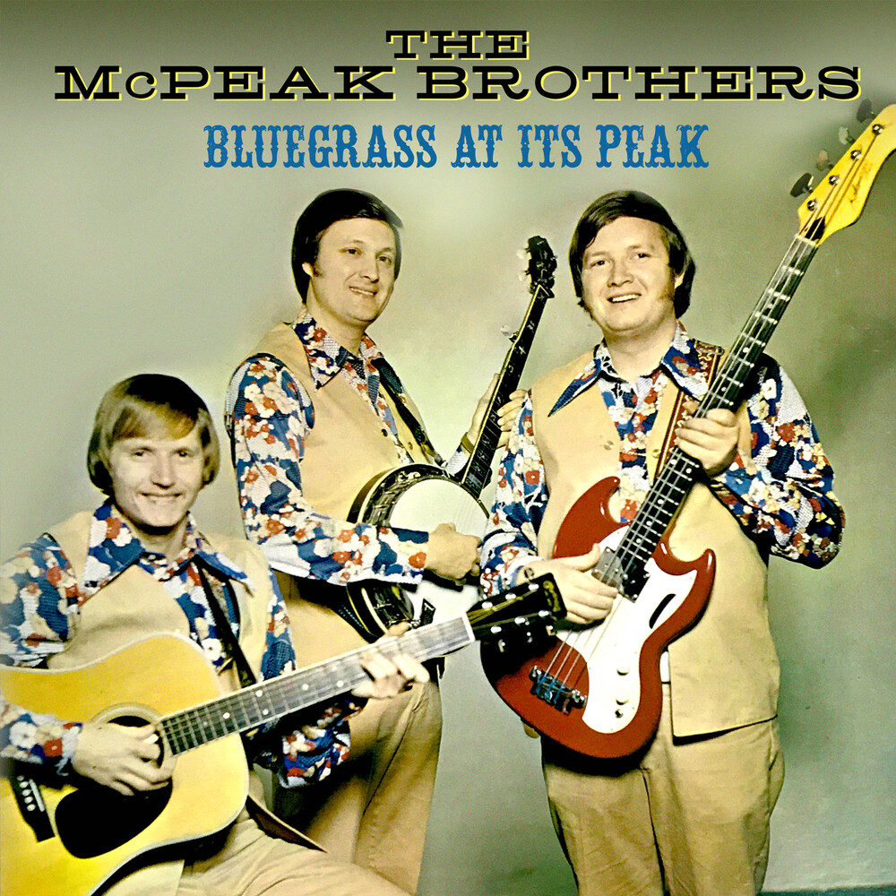 Mcpeak Brothers - Bluegrass At Its Peak (Mod)