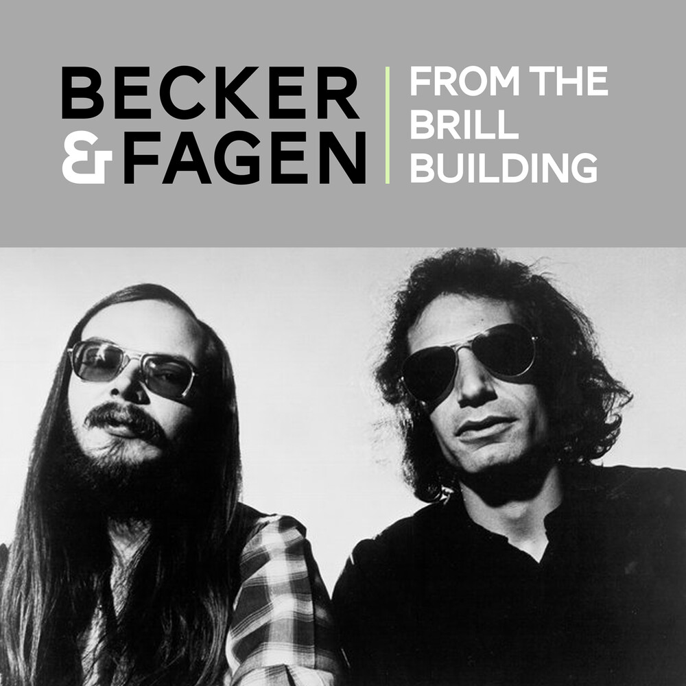 Walter Becker  / Fagen,Donald - From The Brill Building (Mod)