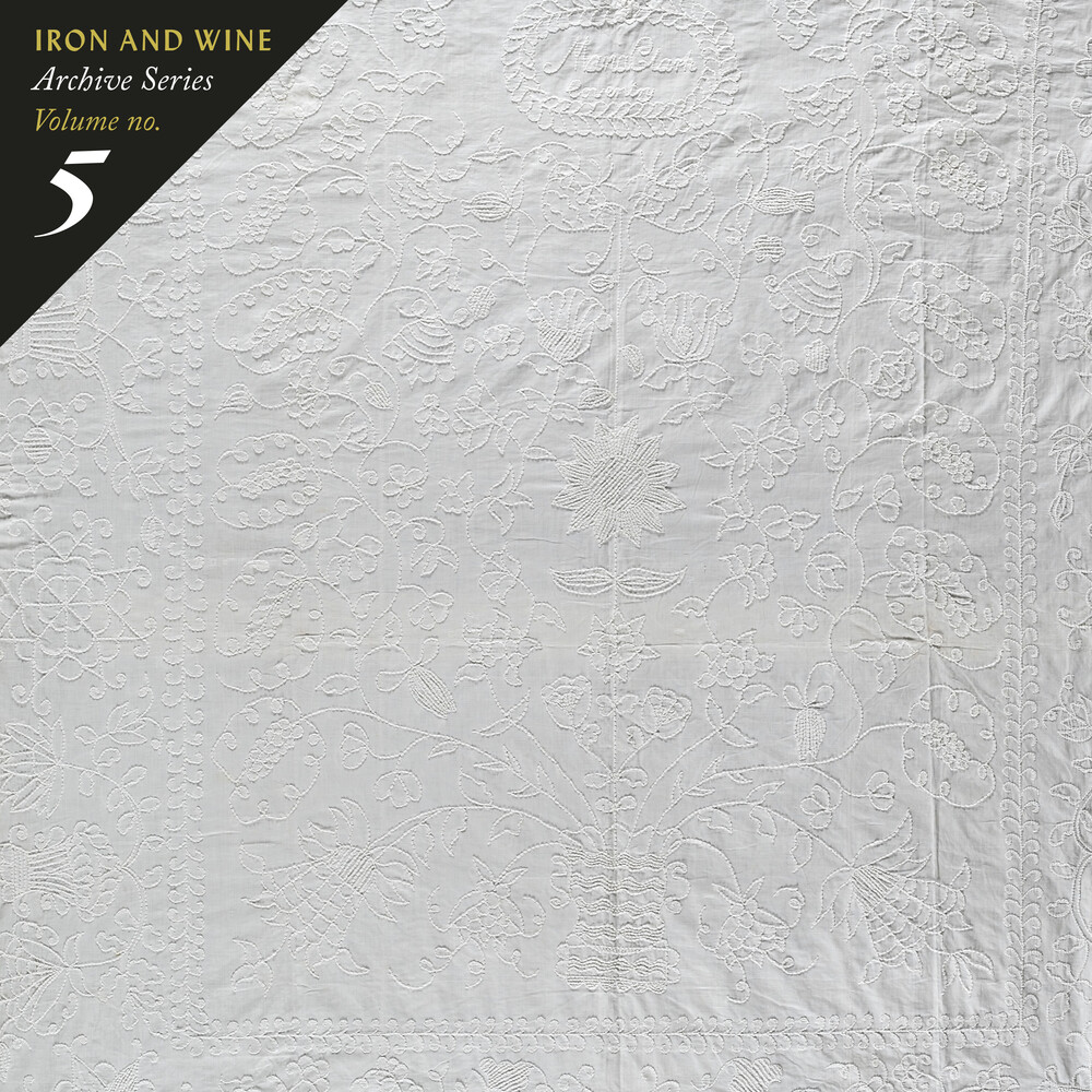 Iron & Wine - Archive Series Volume No 5: Tallahassee Recordings