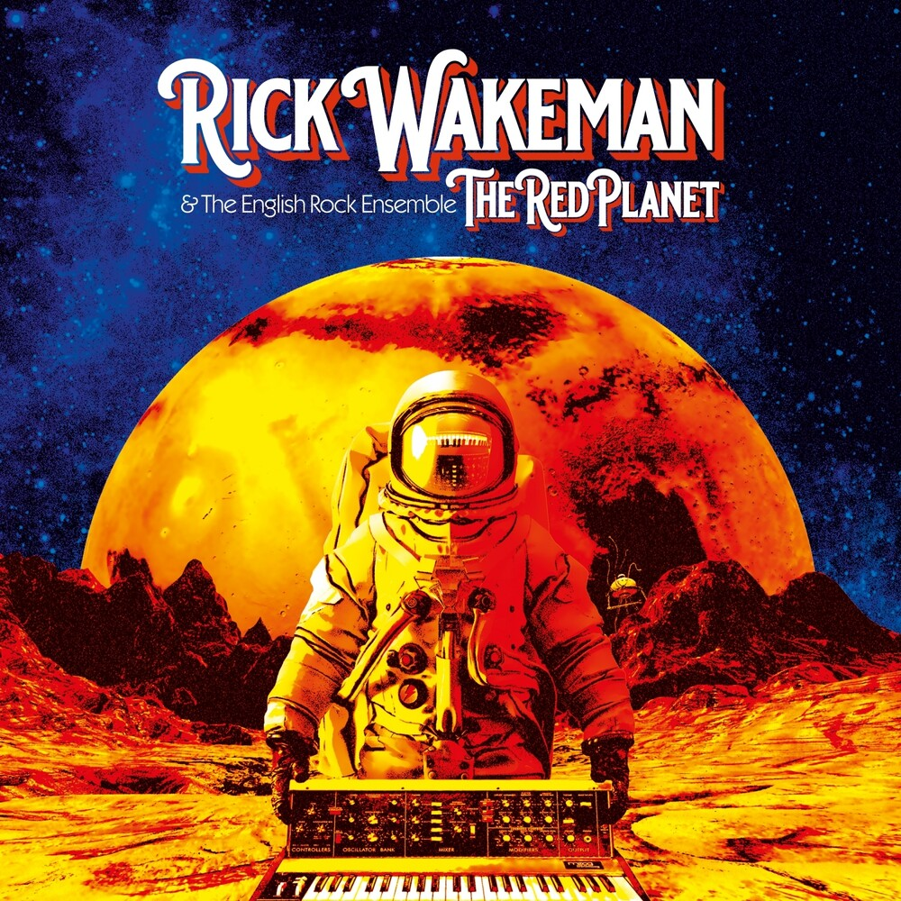 Rick Wakeman - Red Planet (W/Dvd) (Ntr0) (Uk)