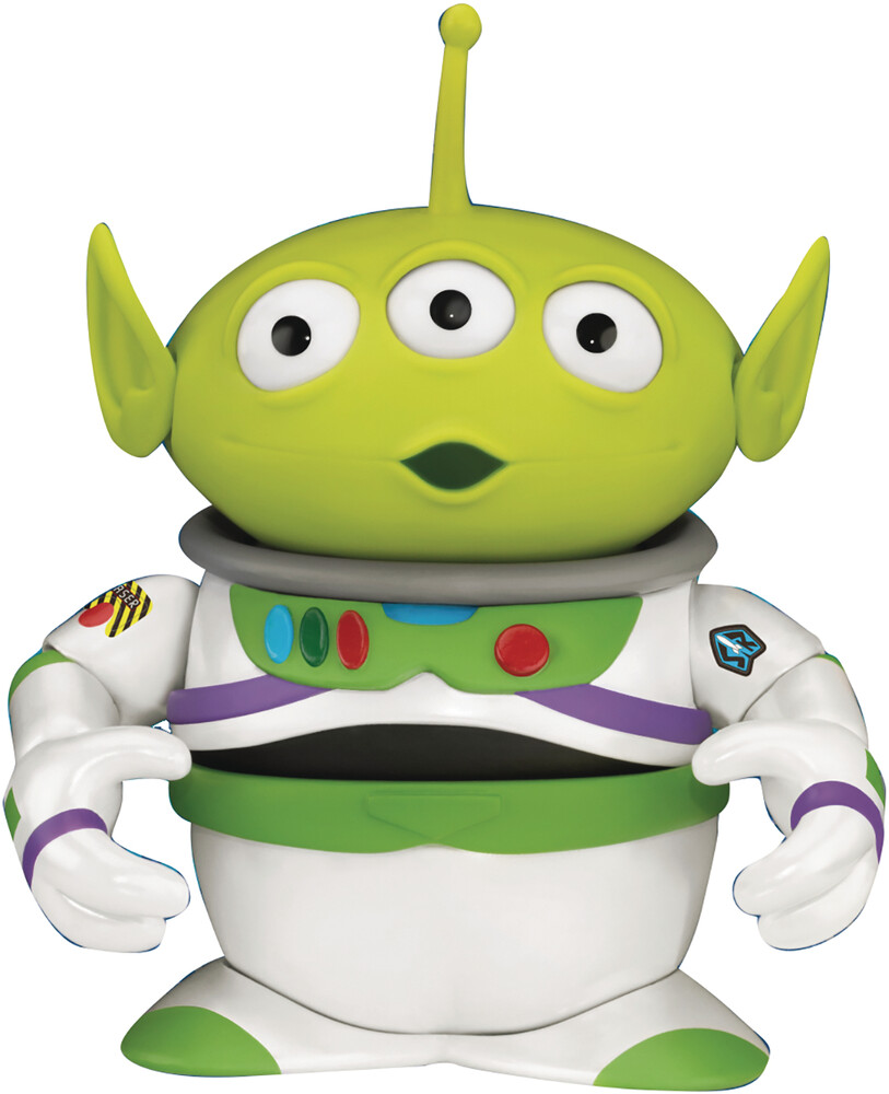 - Toy Story Dah-030 Dynamic Heroes Alien Remix Buzz