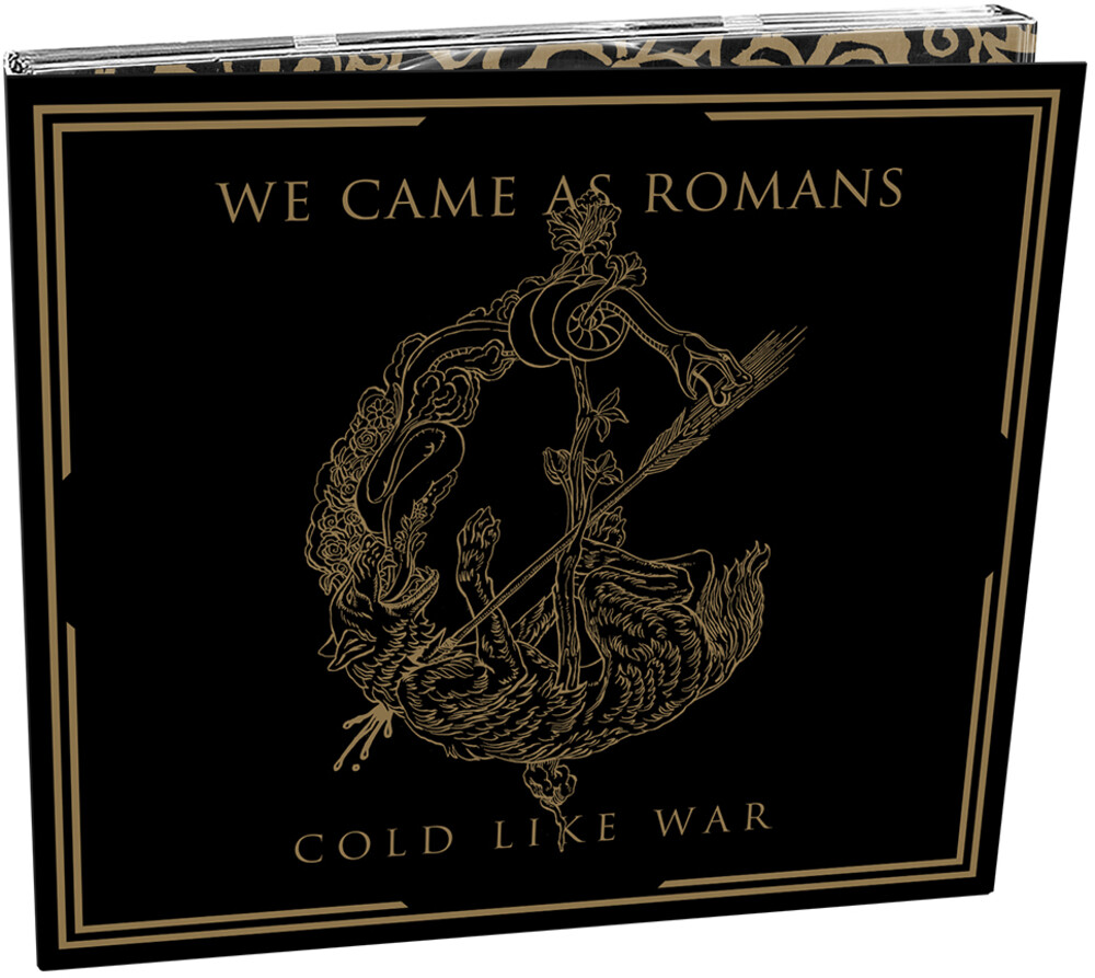 We Came As Romans - Cold Like War [Digipak]