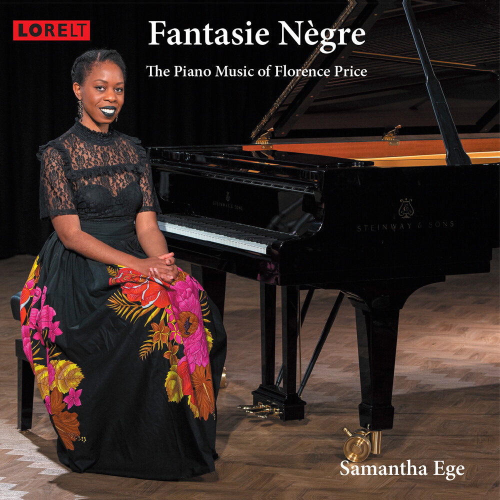 - Fantasie Negre: The Piano Music Of Florence Price
