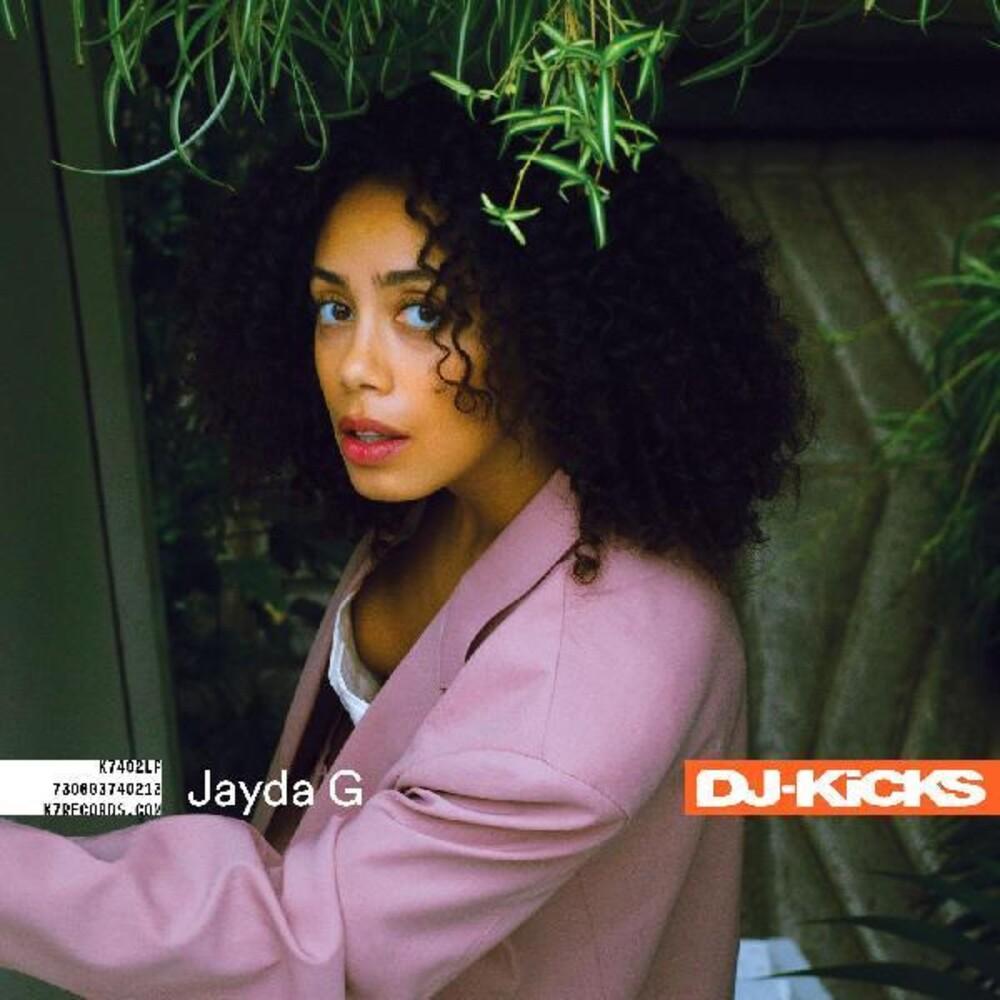 Jayda G - Jayda G Dj-Kicks [Colored Vinyl] [Limited Edition] (Org) (Uk)