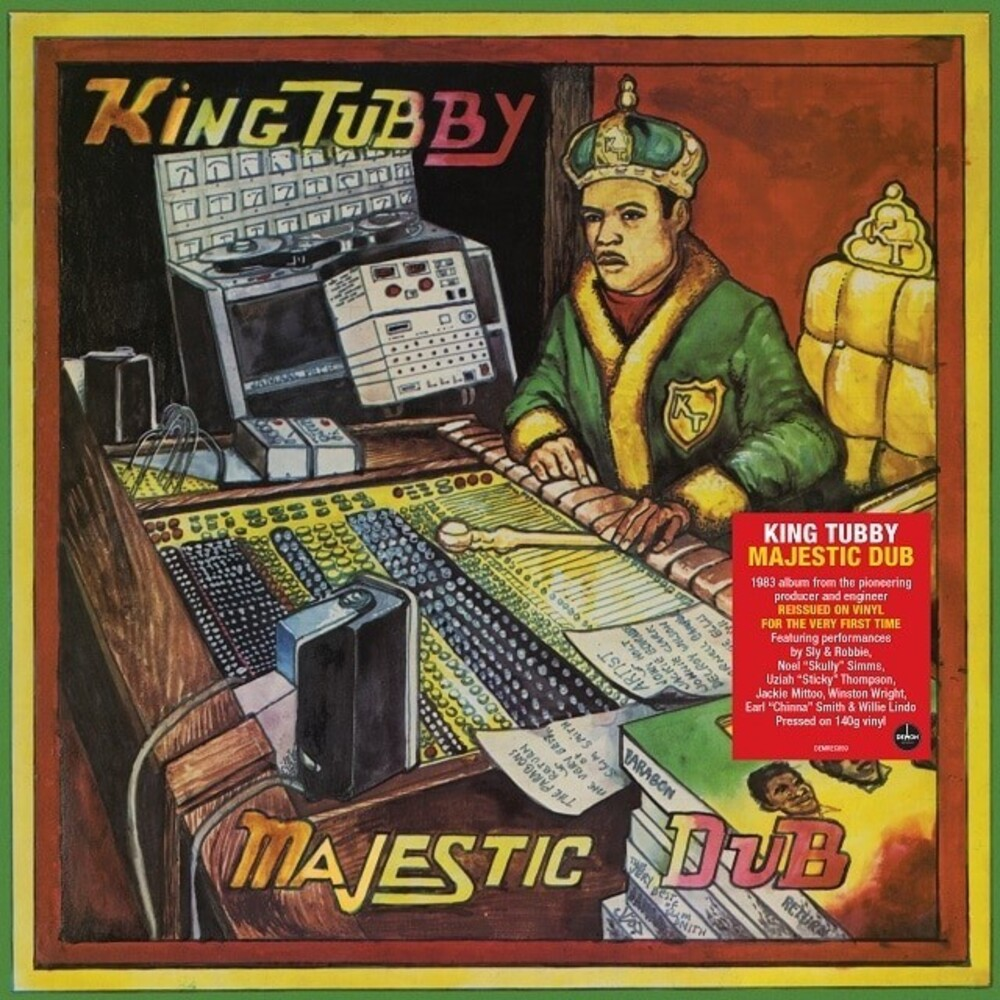King Tubby - Majestic Dub (Blk) (Ofgv) (Uk)