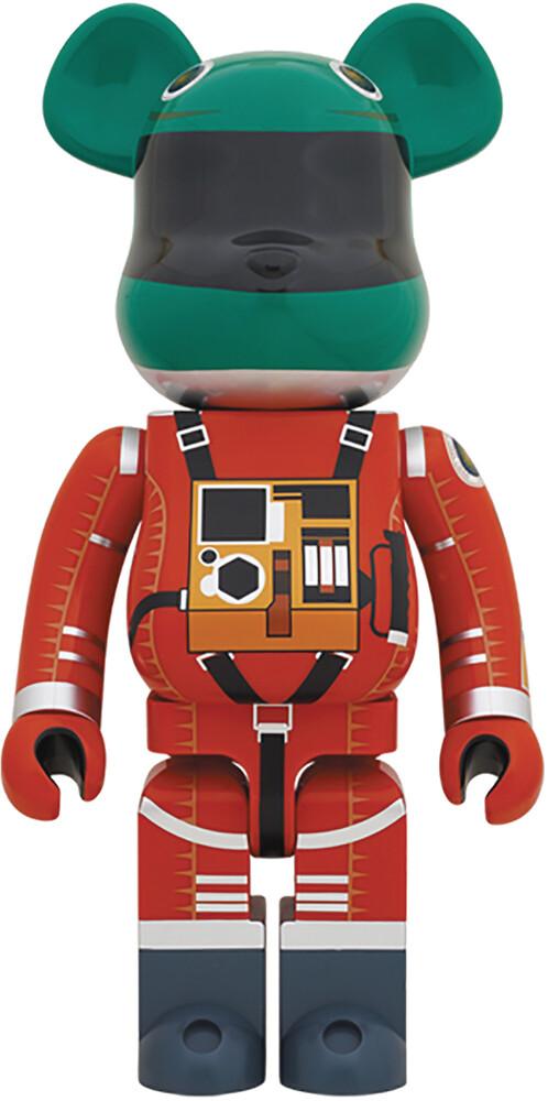 - 2001 Space Odyssey Green Helmet & Orange Suit 1000