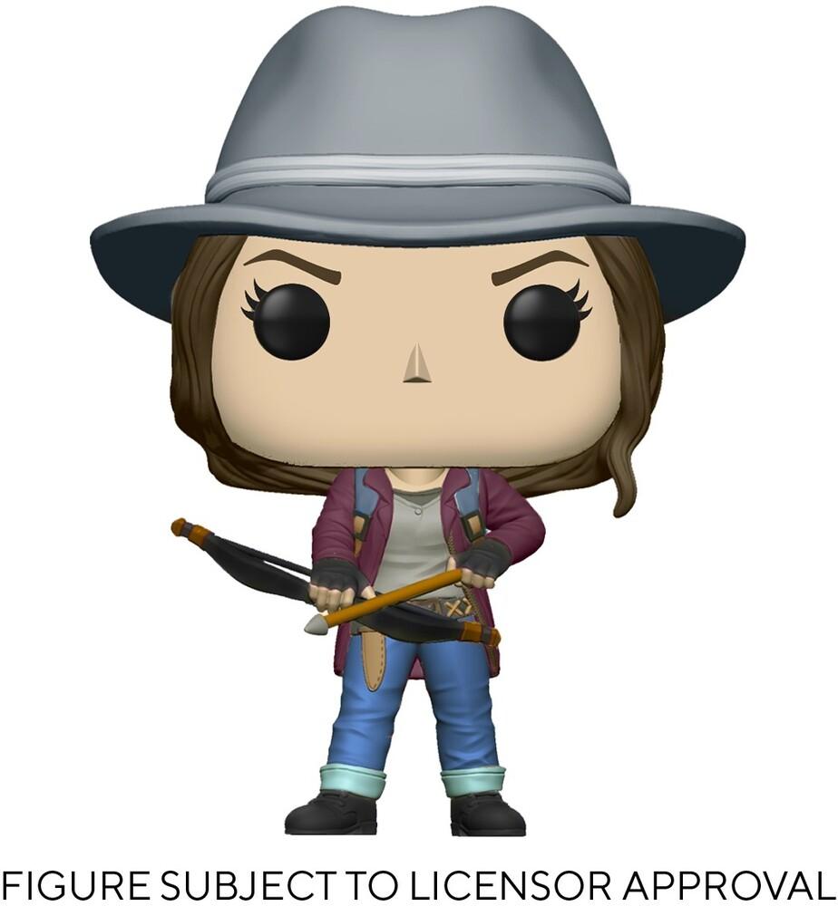 - Walking Dead- Maggie W/Bow (Vfig)