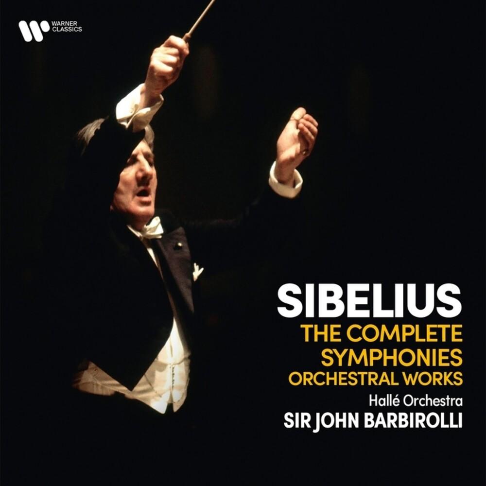 - Sibelius: Complete Symphonies - Symphonic Poems